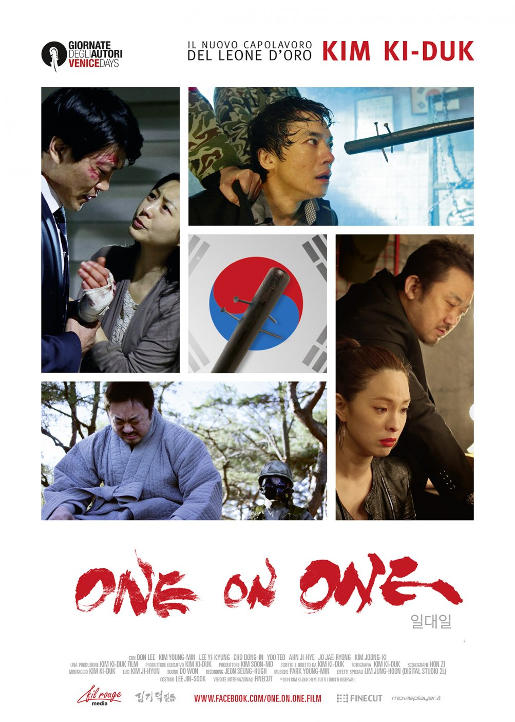 One_on_One__poster